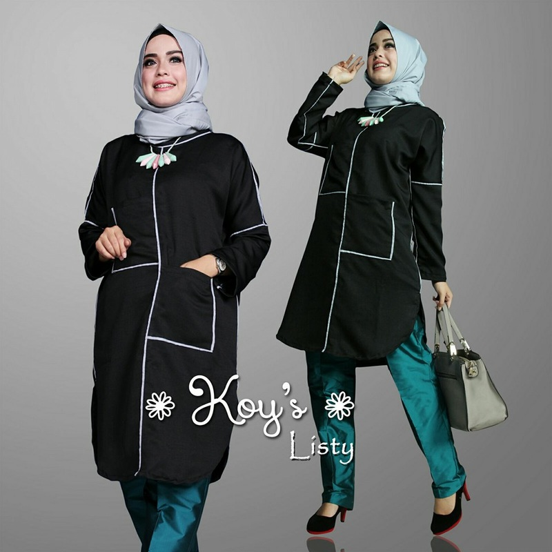 Baju Muslim Listy set by Koys