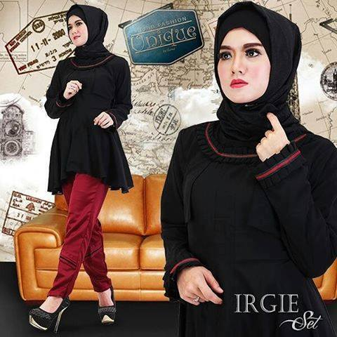 Baju Muslim Irgie set by Unique