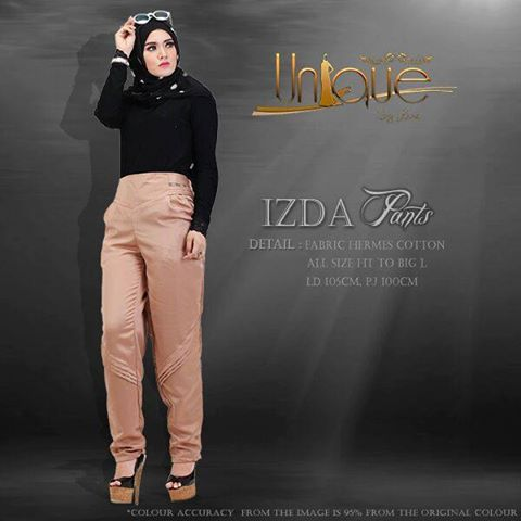 Baju Muslim IZDA PANTS BY UNIQUE