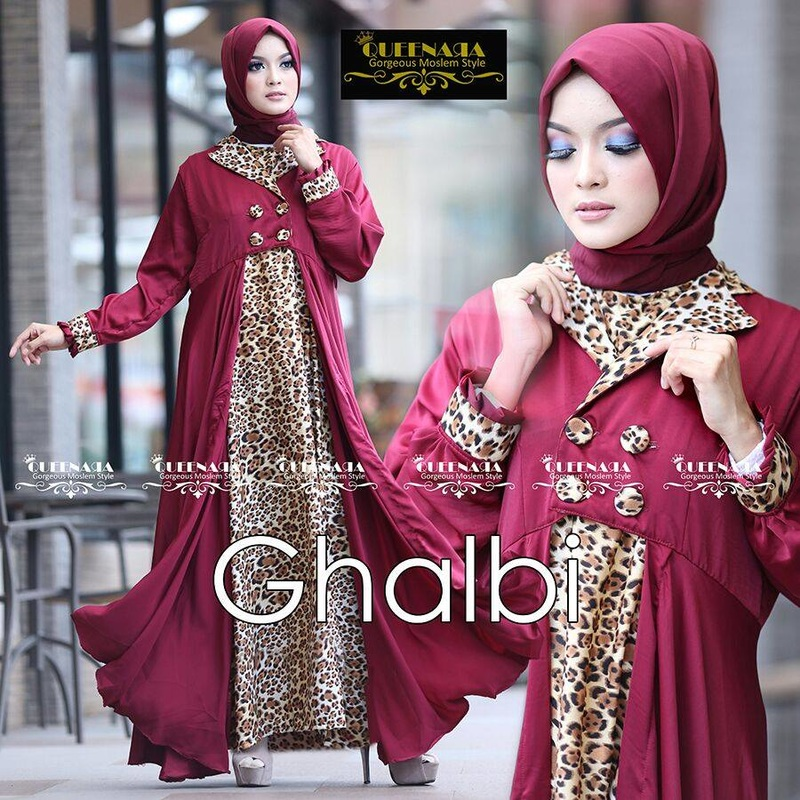 Baju Muslim Ghalbi By Queenara