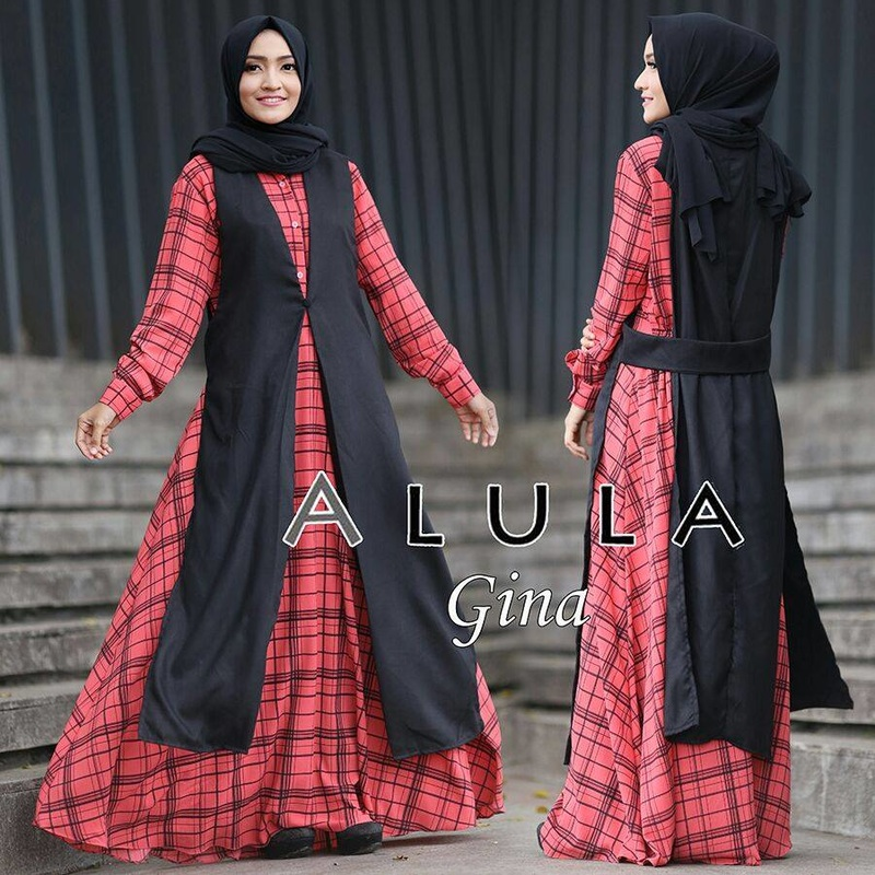 Baju Muslim Gina Vol 2 By Alula