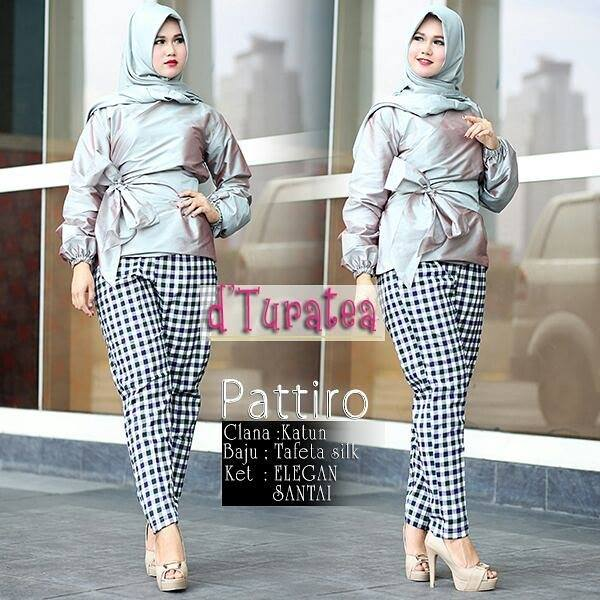 Baju Muslim Pattiro By D'Turatea