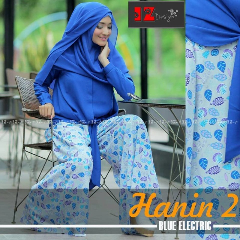 Baju Muslim Hanin 2 by IZ Design