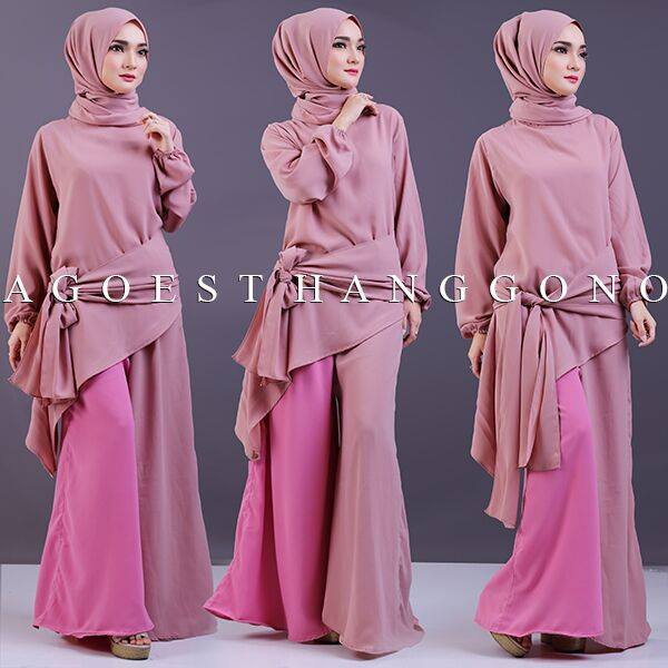 Baju Muslim Kalley Kullot By Agoest Hanggono