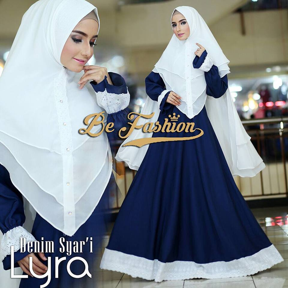 Lyra Denim By Be Fashion